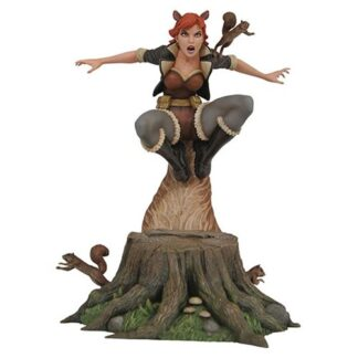Marvel Comics Gallery Squirrel Girl PVC Statue from Diamond Select