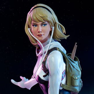 Spider-Gwen Mark Brooks Artist Series Statue from Sideshow Collectibles and Marvel