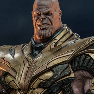 Thanos Deluxe Avengers:Endgame 1:4 Legacy Replica statue from Iron Studios and Marvel