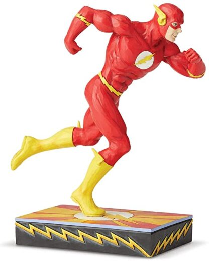 The Flash Jim Shore Statue from Enesco and DC Comics