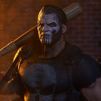 The Punisher Premium Format™ Figure by Sideshow Collectibles