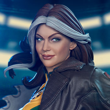 Rogue Maquette from Marvel and Sideshow Collectibles